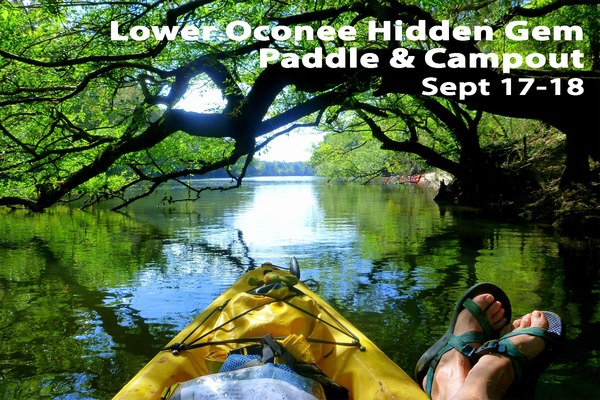 Lower Oconee River Hidden Gem Paddle Campout1 2