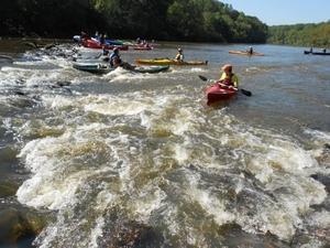 Etowah- Canoe